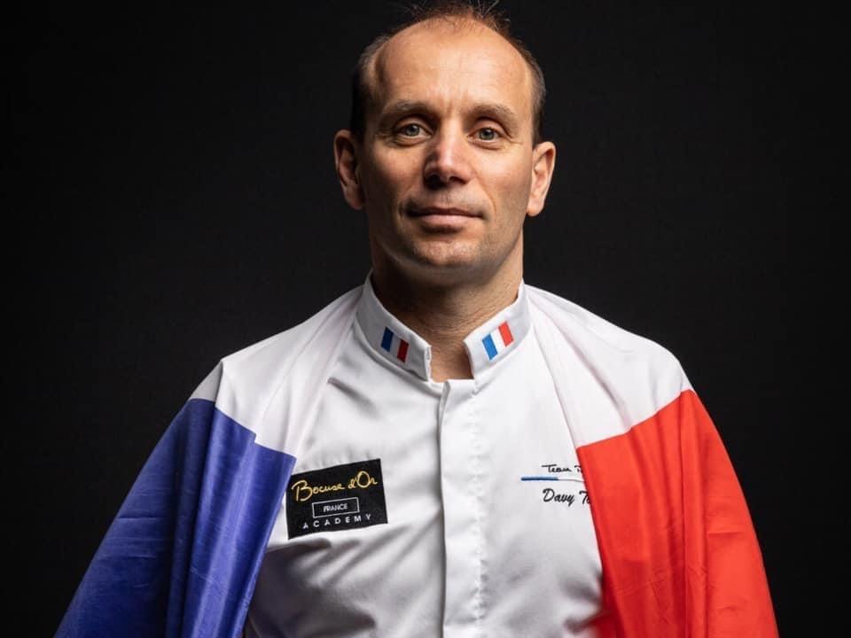 Davy Tissot Bocuse d'or 2021