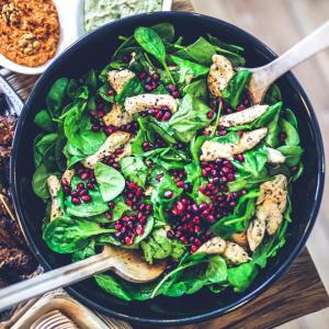 Salade gastronomie