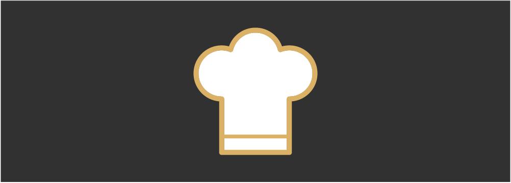 Toque chef cuisine